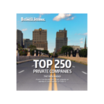 [ 08/2020 ] CPBJ – #100 of Top 250 Private Companies